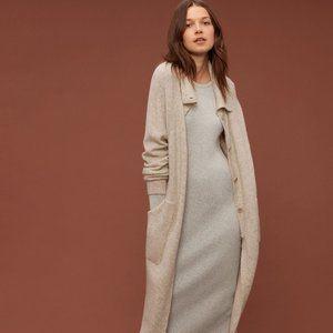 NWT Aritzia Babaton Oversized Alpaca Nour Sweater